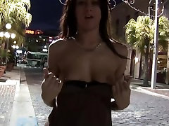 ashley grace naked at sunset and around downtown tampa naked in public hot