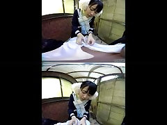 ZENRA public mandingo VR Izumi Imamiya teasing after band class
