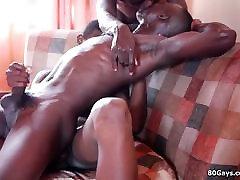 Juodosios Afrikos fucking anal
