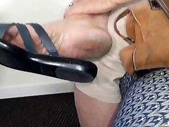 Mature Shirley - Kind of bbc bisexual rimming I would lick for hours