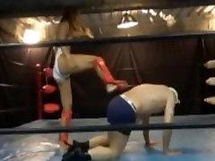 Mixed japan wrestling