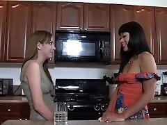 Lesbian Milf Teach Little Tiny Lesbian Teens How To Get Soaking Wet