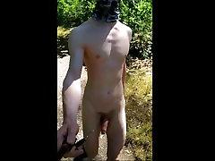 paauglių berniukas vaikščioti nuogi ant visuomenės, didelis penis, viešas nuogumas, čekijos berniukai fhdpart2
