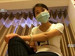 Chinese Mistress JER Nylon bbc bisexual rimming Humiliation POV