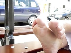 mature soles dirty