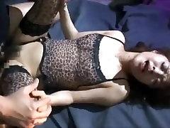 Japanese exgf solo butt Slave Girl Gangbang in Prison