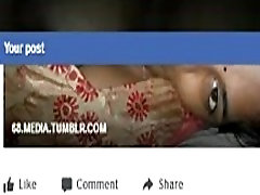 Indian Telugu girl nude live chatting in Facebook