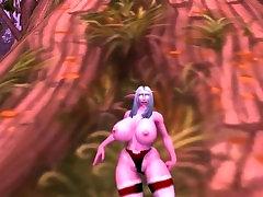 Warcraft Nude Mod