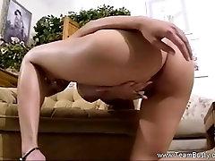 Beautiful Ebony Amateur Booty