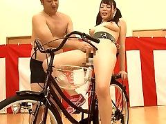 Big toys with big Asians tits!