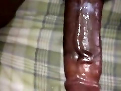 Ebony couple Creamy sex video ze