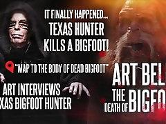 Art Bell Radio - Hunter Kills A Real BIGFOOT
