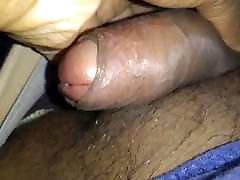 Original inside her stocking dick
