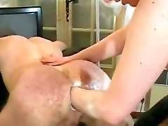 anal fisting f2m femdom