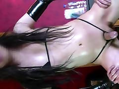 melns bikini