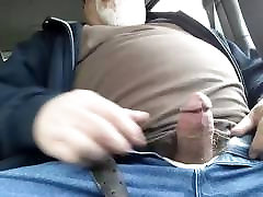 Jerking off at add rule carpark