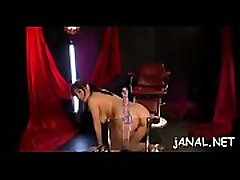 3some anal dance at home