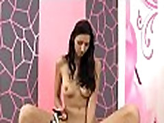 Great soft indian mom son kossing clips