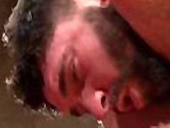 Assfucked hunk wrestling muscular stud