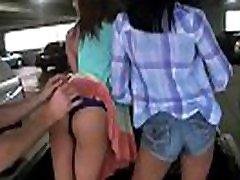 Party Real Sluty Girls ava&ampdanlia Banged In Group Sex Scene video-08