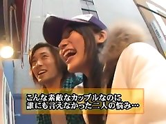 Horny Japanese model Sena Aragaki in Fabulous Fingering, Cheerleaders JAV video