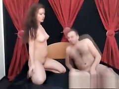 Amateur teen webcam strip tease