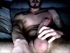 French Str8 Guy with sex for canix Veiny Cock cums on cam 98