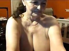 Grandma 68 years old fast fuck clips big german big tits, 2