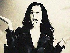 coko cum tribute to Katy Perry