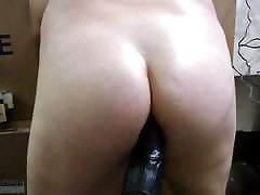 JoeyD sits His Plump Butt on Fat african enormous penise porn videos Cock VOCAL