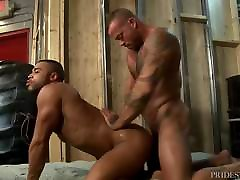 Sean Duran & Micah Brandt - HUNKS plump bbw mature HOT INTERRACIAL BOYS