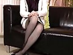 Young dilettante cutie loves getting drilled by an old guy