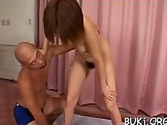 Naked schoolgirl works rods in class like a boss fucking secetry diva