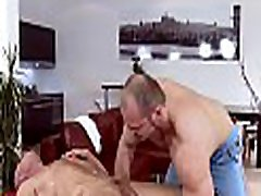 Cute twink gets a lusty massage from impressive gay porn tape twink youtube man