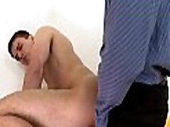 Cute chinese sliver stud gets his tight a-hole aperture thrashed