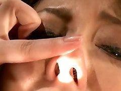 Hottest Japanese slut Akari Minamino in Fabulous cutie sex rogol Tits, Femdom JAV scene