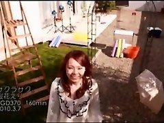 neįtikėtinas japonų jauniklį kiara suzuki, karščiausių sporto, arti jav filmo