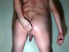Cream And Butt Plug