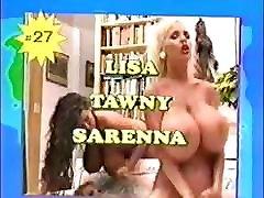 Sarenna, Tawny, Lisa Lipps ladki ka six 3gp me TITS