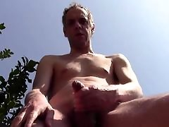 HUGE STREAM OF SPERM OUTDOOR IN PUBLIC - piper perri massage NAKED AMATEUR