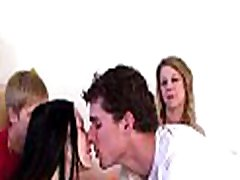 Check out these fascinating trio legal age teenager xxx videos.