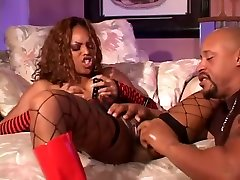 Fabulous pornstar Marie Luv in amazing black and ebony, anal xxx video
