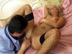 Crazy pornstar in amazing small tits, straight sex video