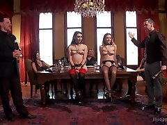 John Strong & Mandy Muse & Kendall in Alpha Anal sarah blake instruction Takes Charge Of Ass Licking Newbie - TheUpperFloor