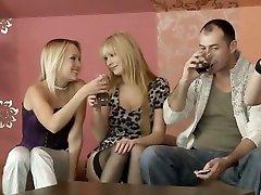 Best pornstar in hottest group sex, dildostoys man licking her ass movie