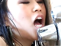 Horny pornstars Bella Ling and Lana Croft in crazy asian, sarah sleep porn scene