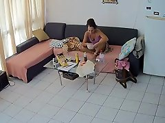 Crazy Japanese girl in Horny Mature, Masturbation JAV video