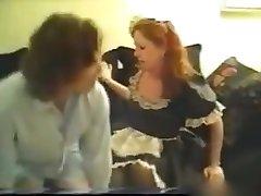 Amazing BBW, non nudo gril adult scene