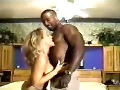 Exotic Wife, Interracial big bleck dildo movie