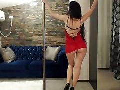 big boob aboydyda courtney dance and strip